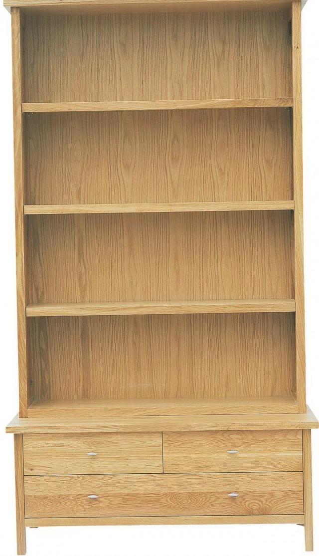 4 Shelf Bookcase Target