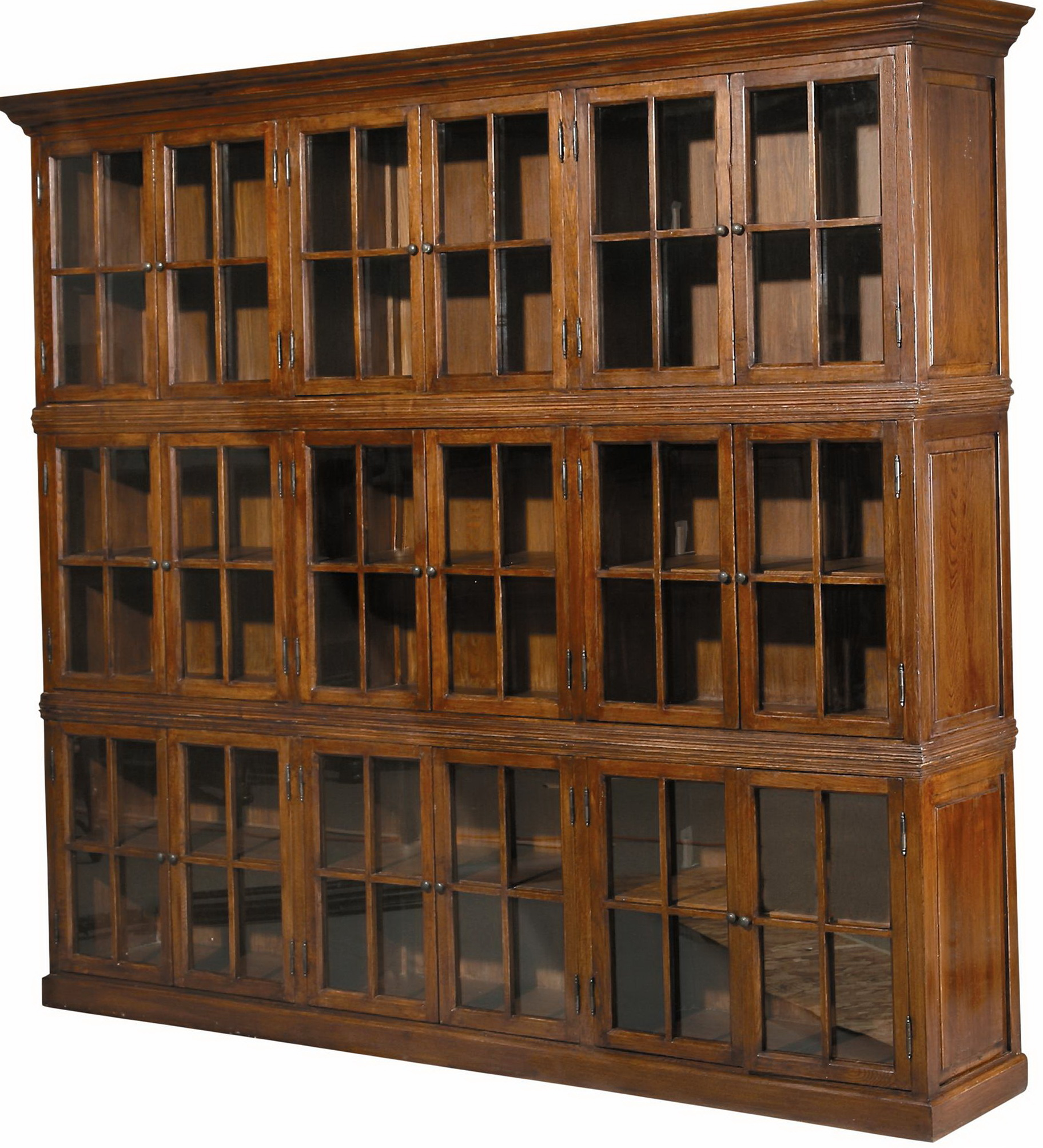 Billy Bookcase With Glass Doors