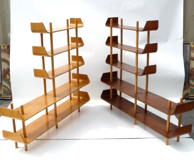 Bookcase Room Dividers Pinterest