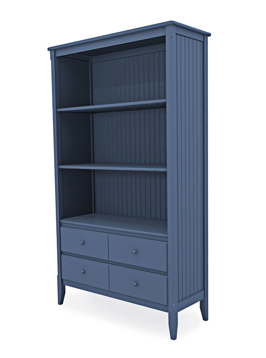 Bookcase With Drawers On Bottom