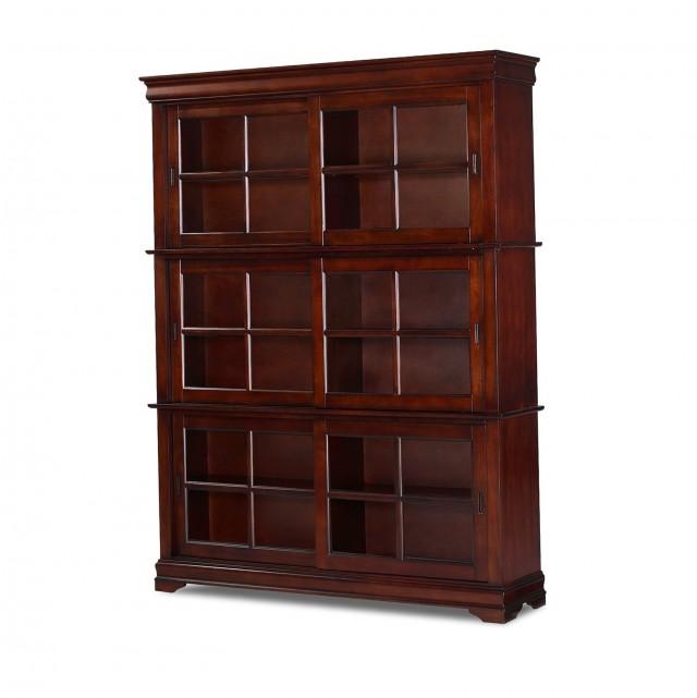 Bookcase With Glass Doors Australia