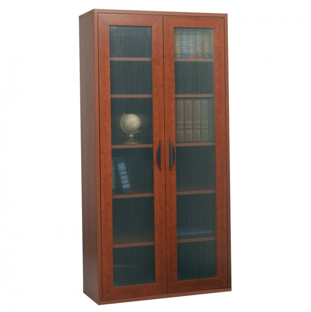 Bookcase With Glass Doors Target