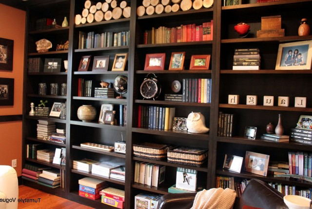 Bookshelf Decorating Ideas Tips