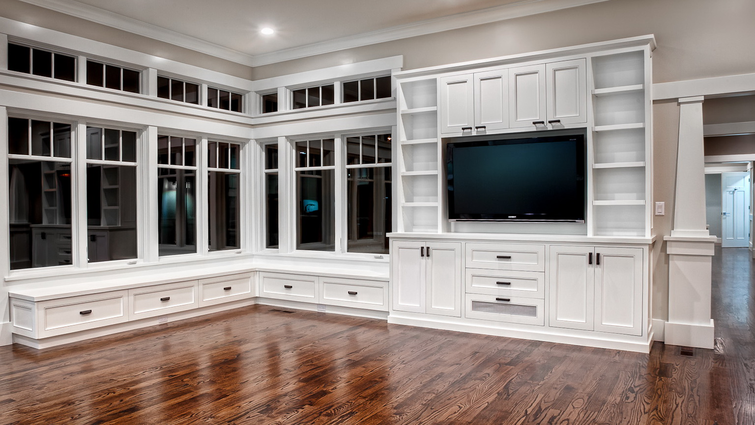 Built In Bookcases Plans