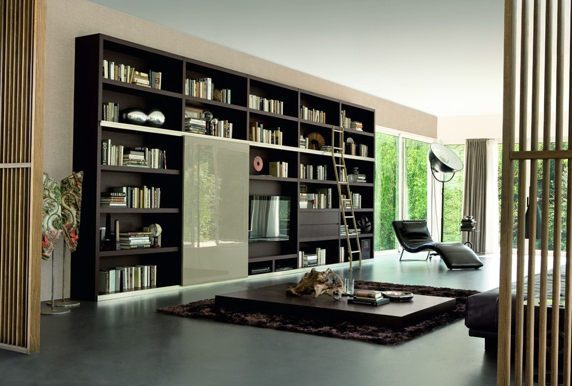 Permalink to Built In Bookshelf Decorating Ideas