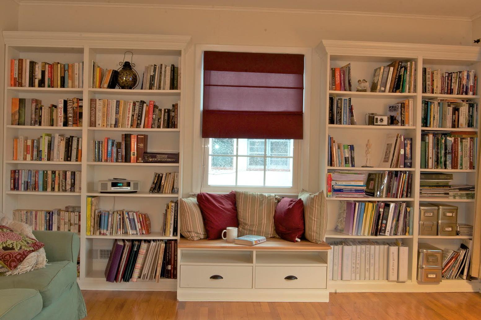 Built In Bookshelf Plans Pdf Home Design Ideas