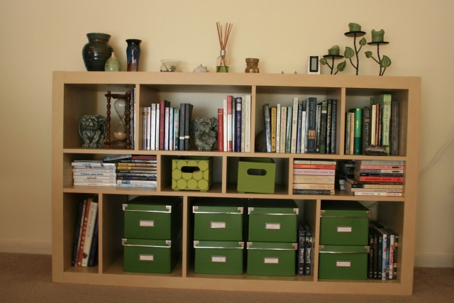 Diy Bookshelf Decorating Ideas