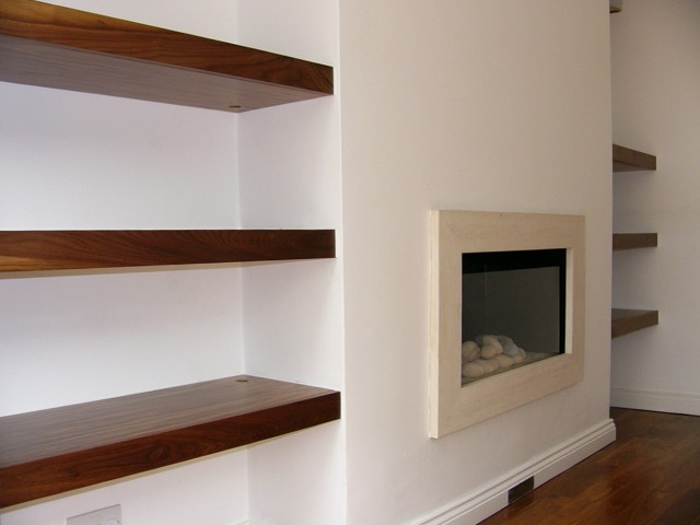 Floating Bookshelf Designs