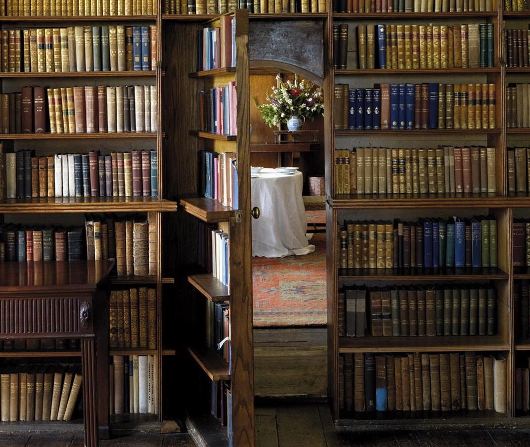 Hidden Bookcase Door Kit