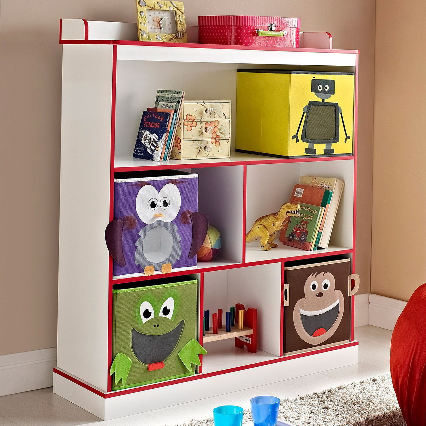 boys cars bookshelf with of neau in bookcase race room kids toddler formidable impressive ic furniture car