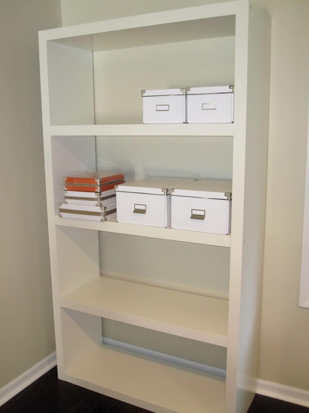 Ikea 4 Shelf Bookcase