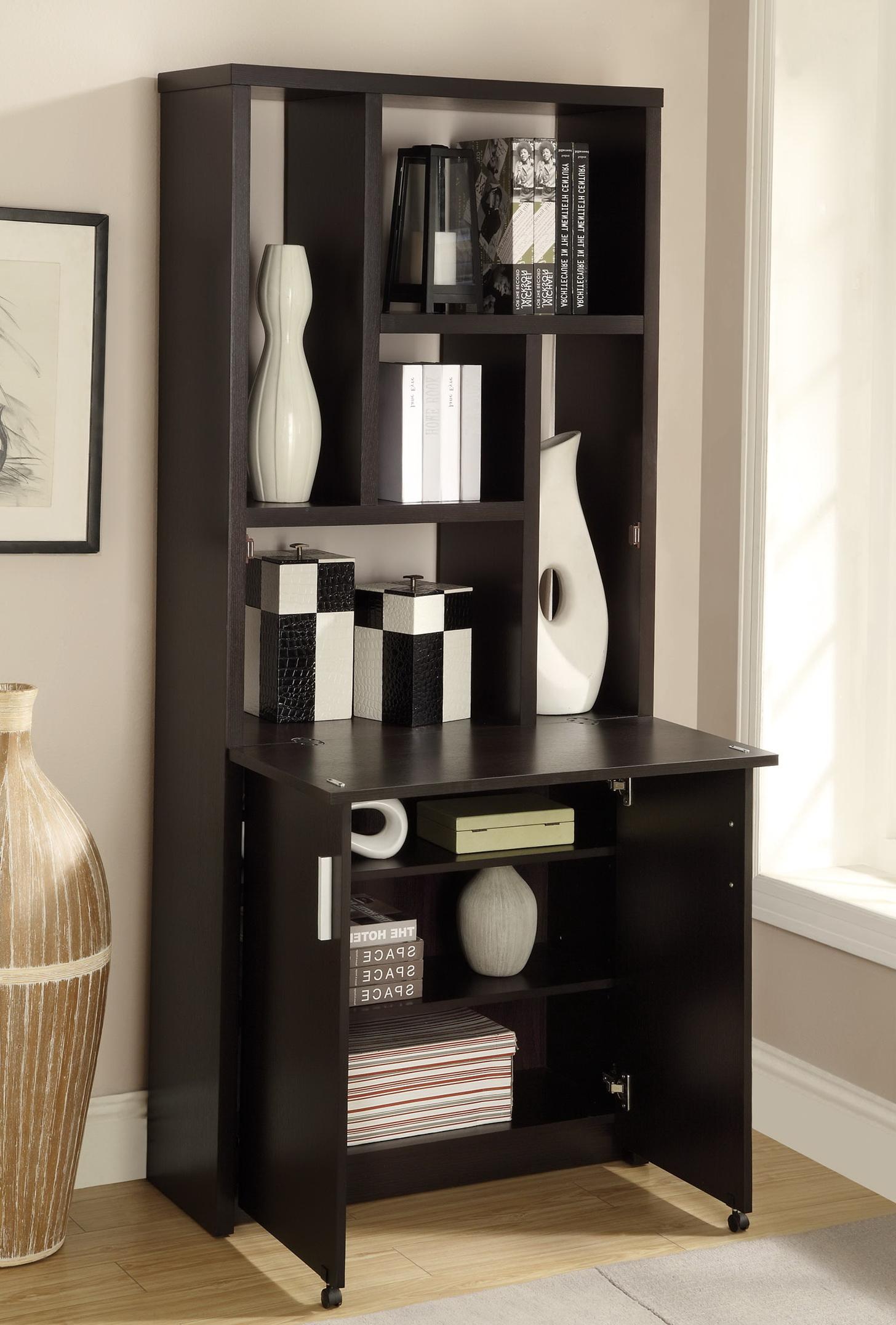 Ikea Desk With Bookshelf
