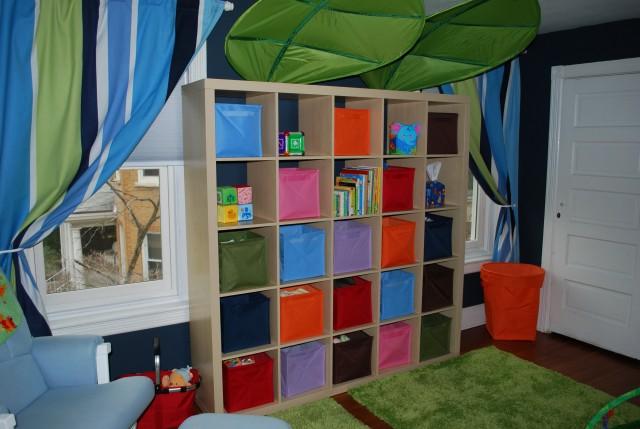 Ikea Kids Bookshelf
