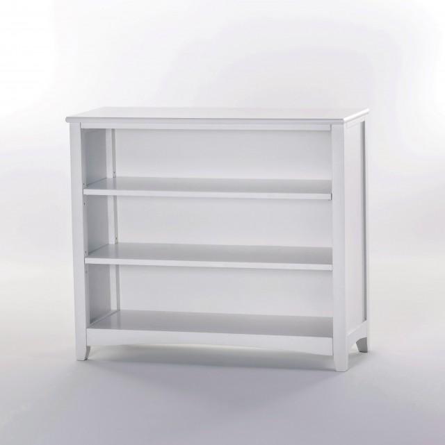 Kids White Book Shelf