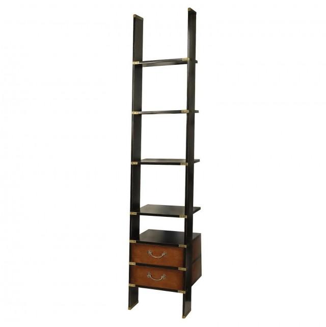 Ladder Shelf Bookcase Plans