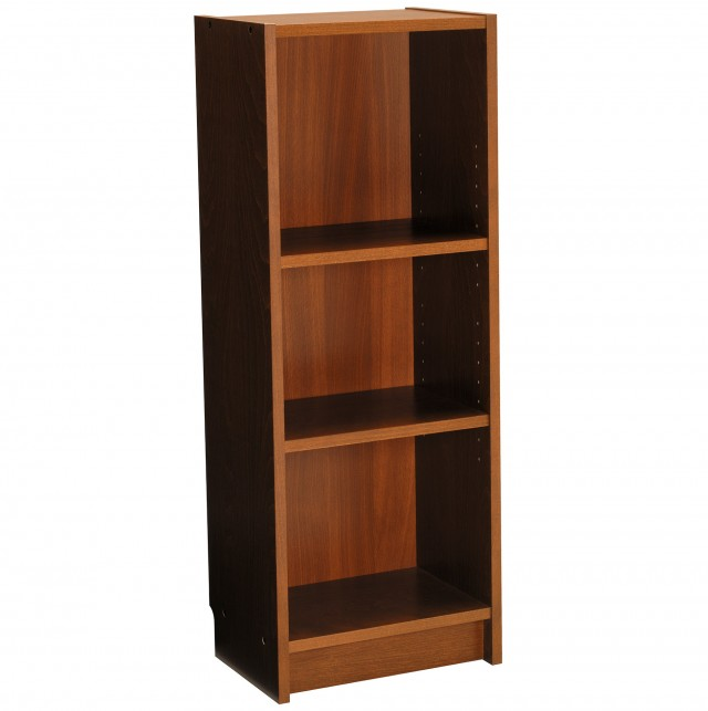 Mainstays 3 Shelf Bookcase Assembly