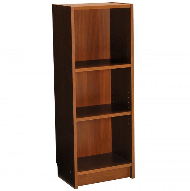 Mainstays 3 Shelf Bookcase Assembly
