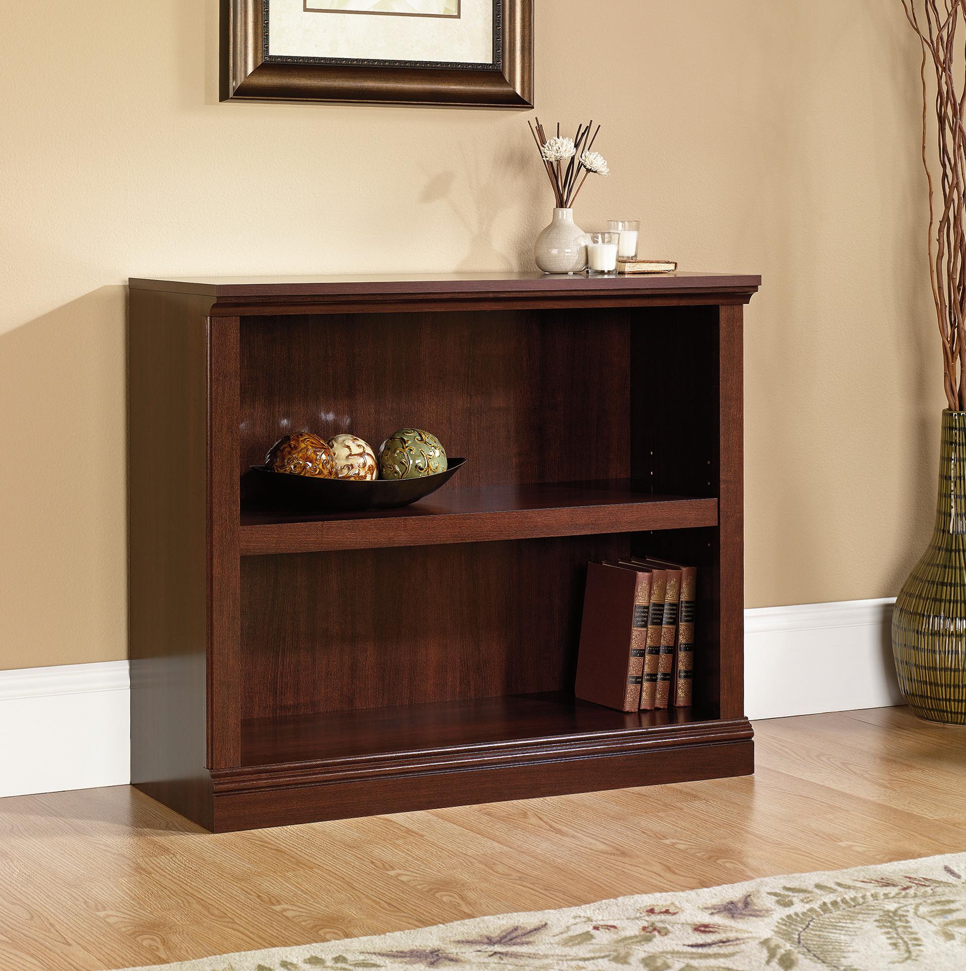 Sauder 2 Shelf Bookcase