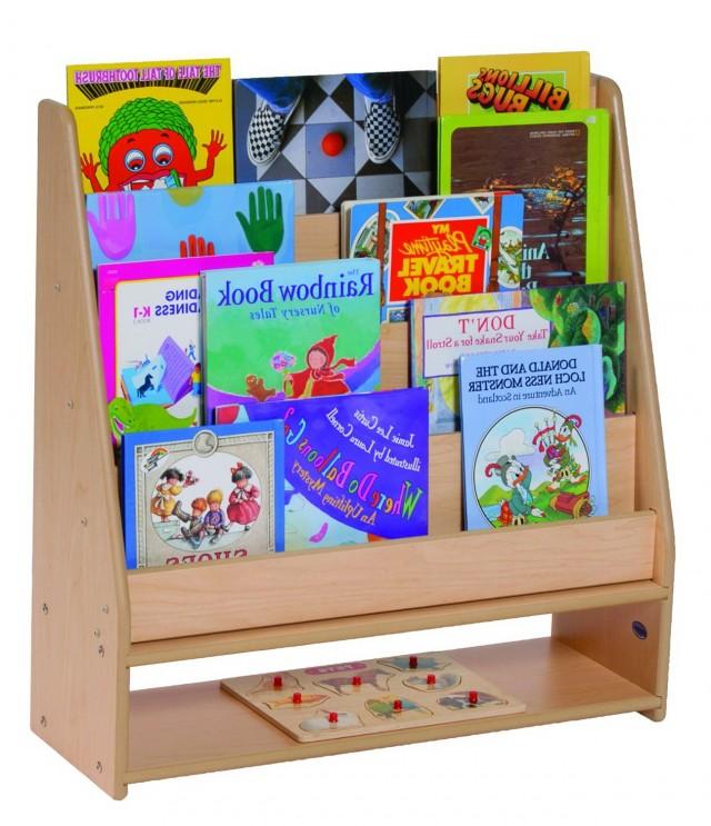 Small Bookshelf For Kids