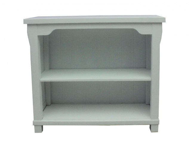 Solid Wood Bookcases White