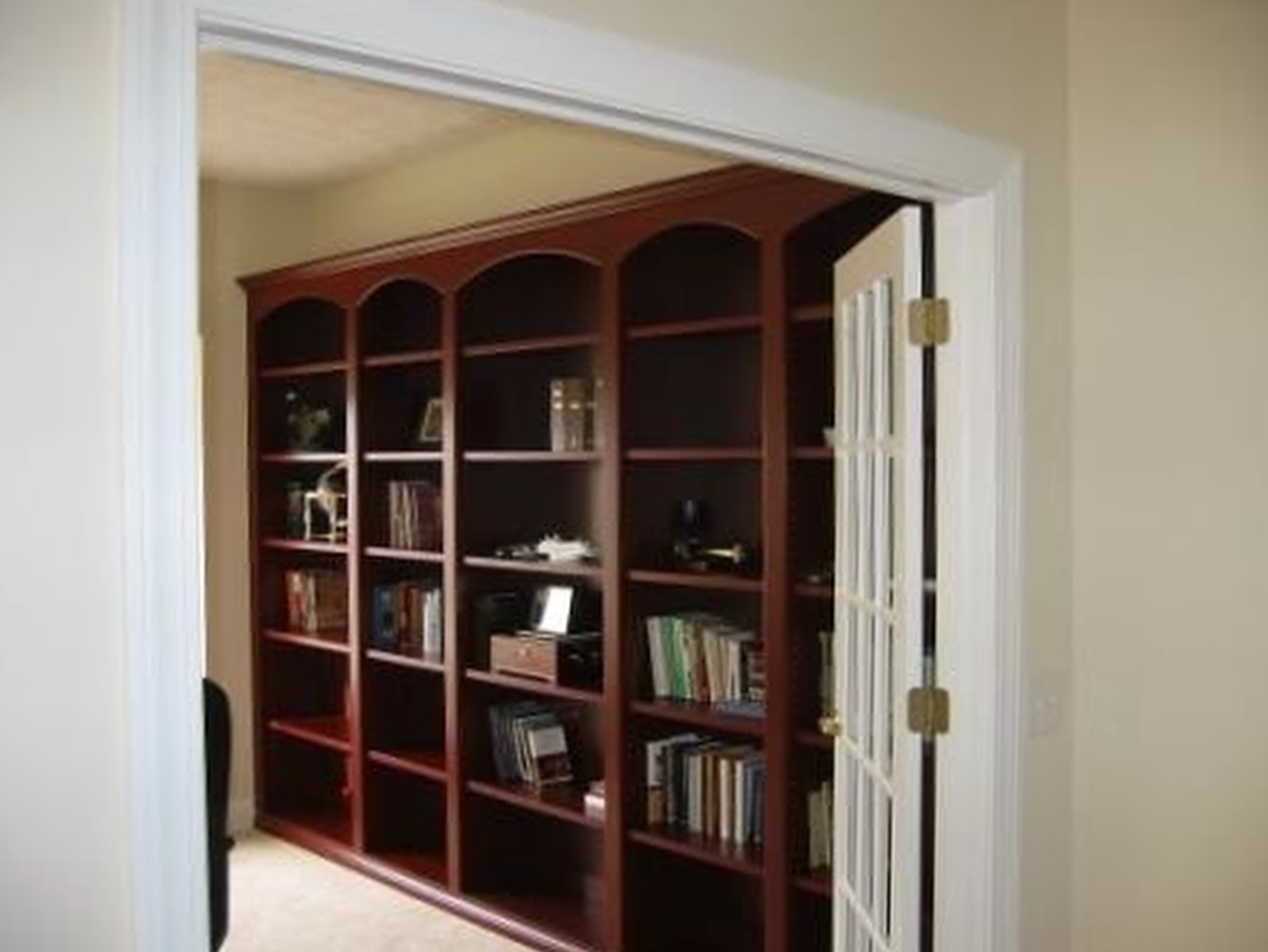 Solid Wood Bookshelf Kit