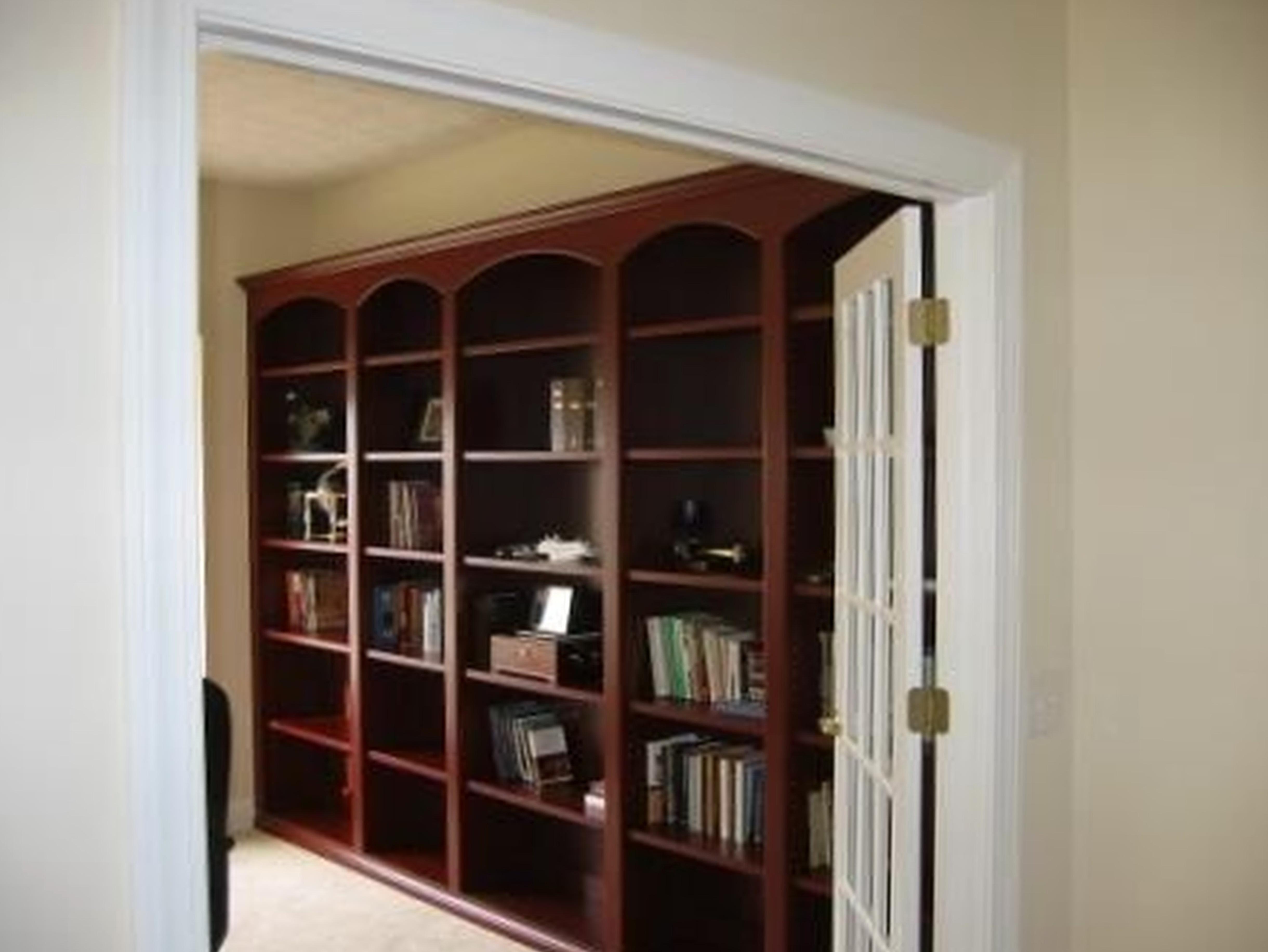 Solid Wood Bookshelf Kit