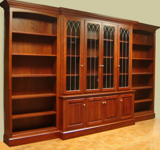 Solid Wood Bookshelf Plans