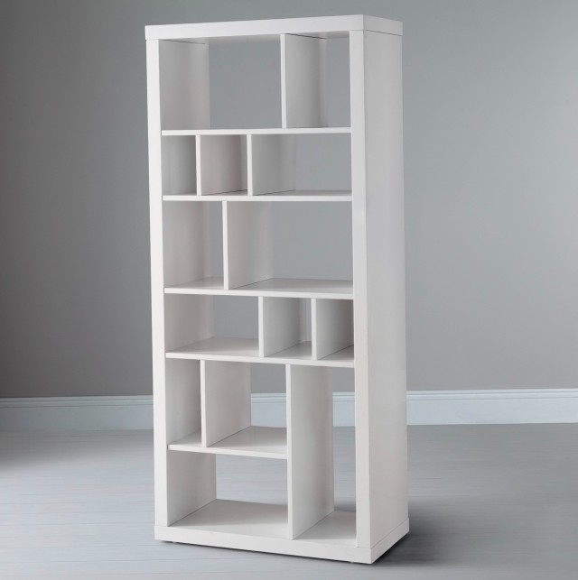 Tall Room Divider Bookcase