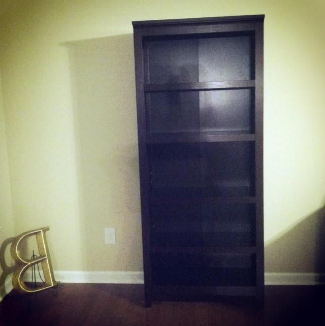 Threshold 5 Shelf Bookcase