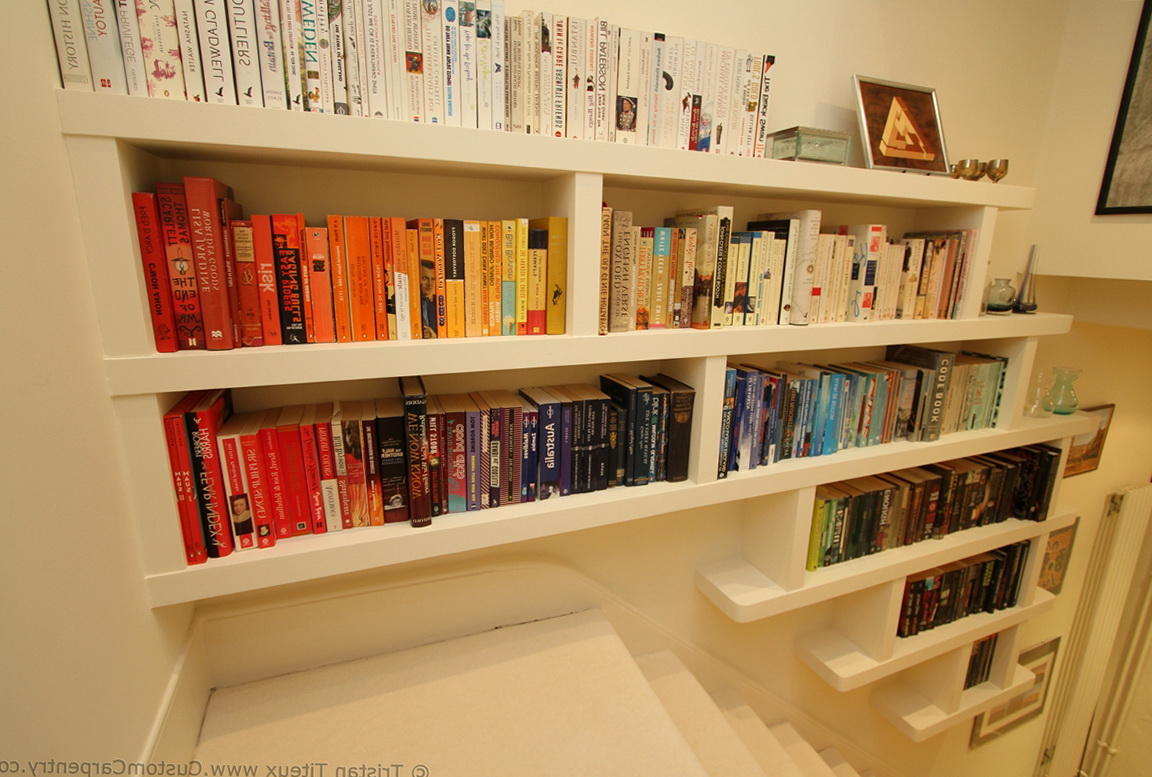 Permalink to Wall Mounted Bookshelves Uk