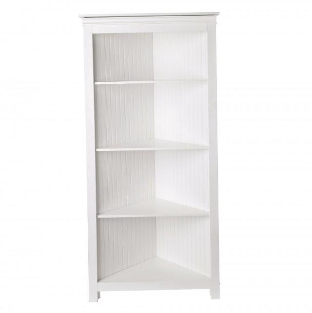 White Corner Bookcase Australia