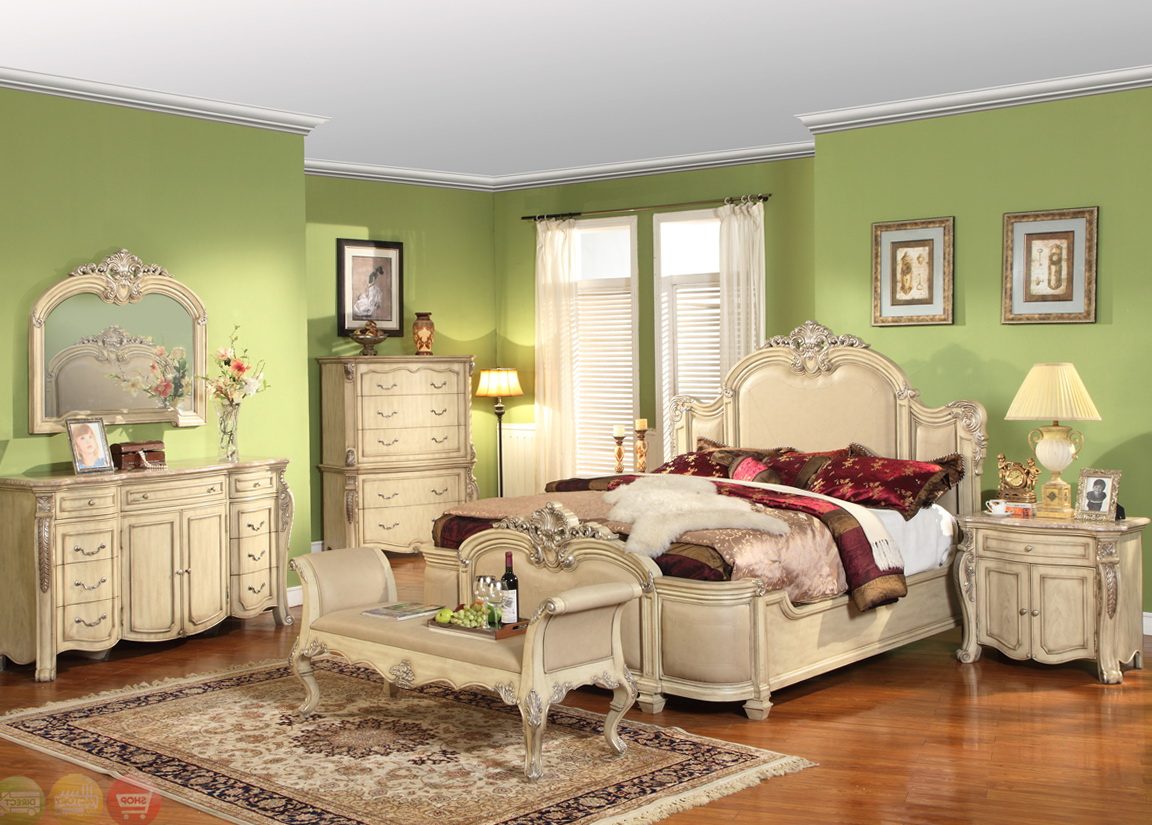 Permalink to Antique White Dresser Bedroom Furniture
