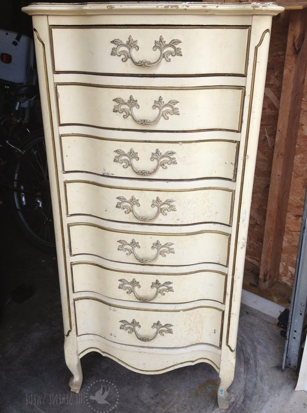 Permalink to Antique White Dresser Craigslist