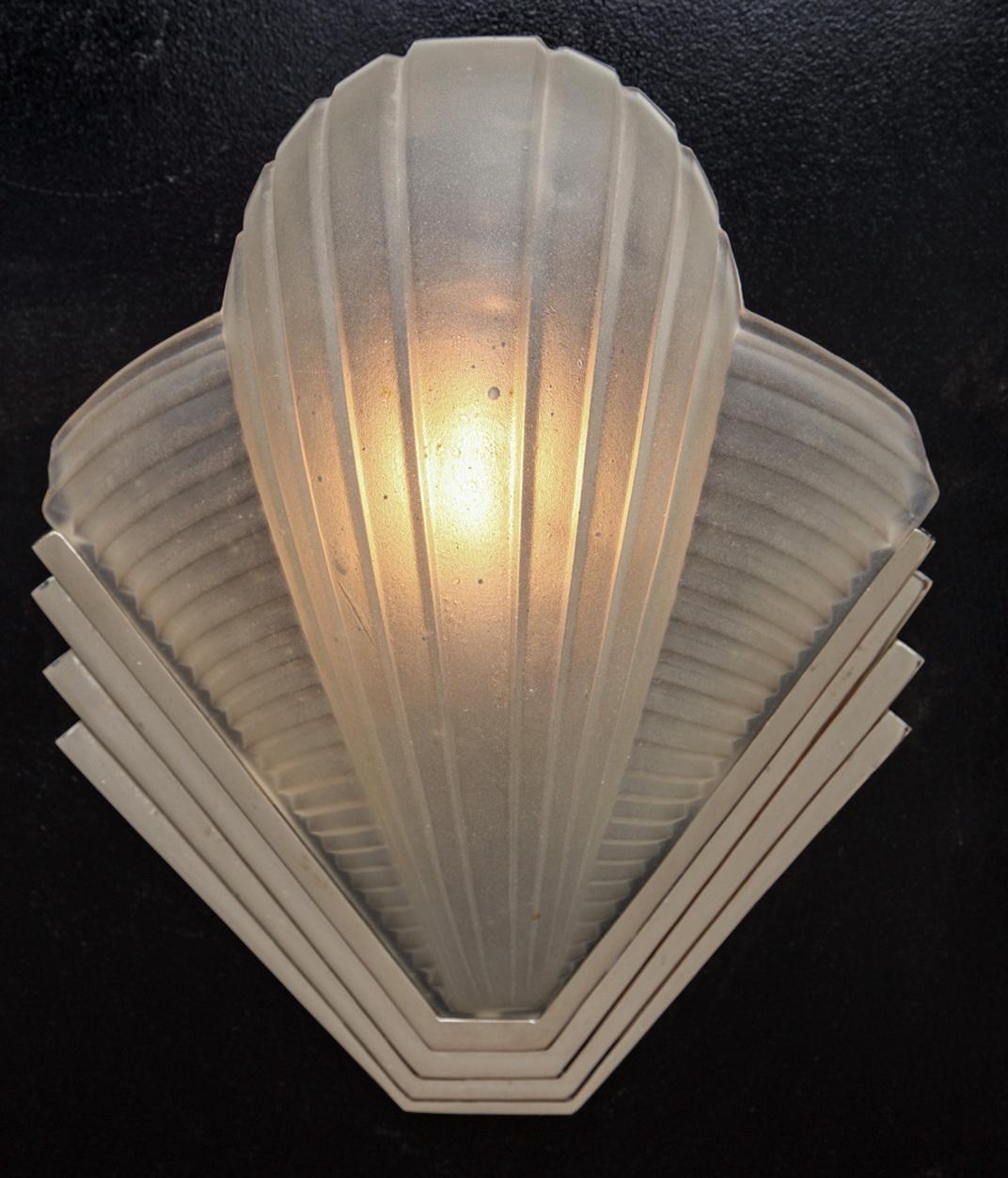 Art Deco Wall Sconces Reproductions Home Design Ideas