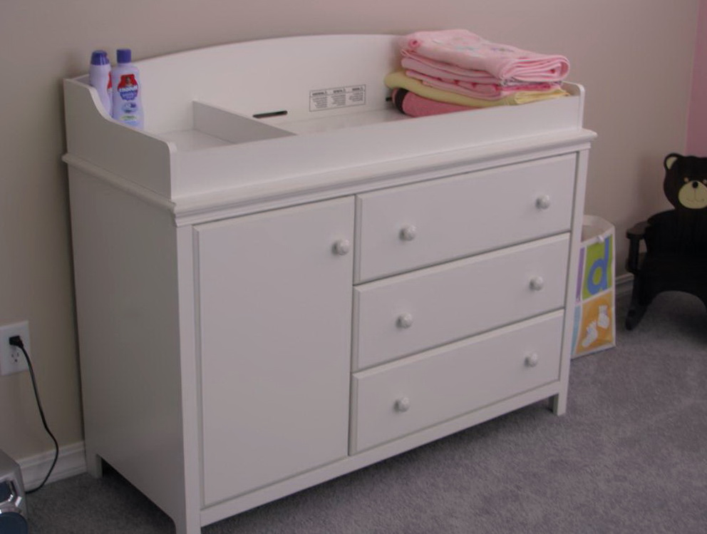 Permalink to Baby Changing Table Dresser Combo