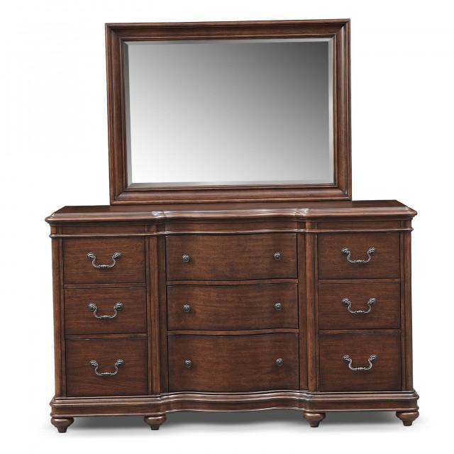 Bedroom Furniture Dresser With Mirror