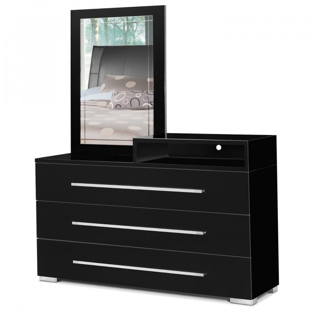 Black And White Bedroom Dressers