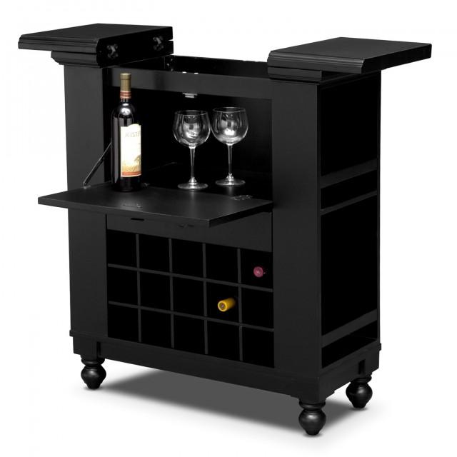 black wine cabinet. Black Wine Rack Cabinet