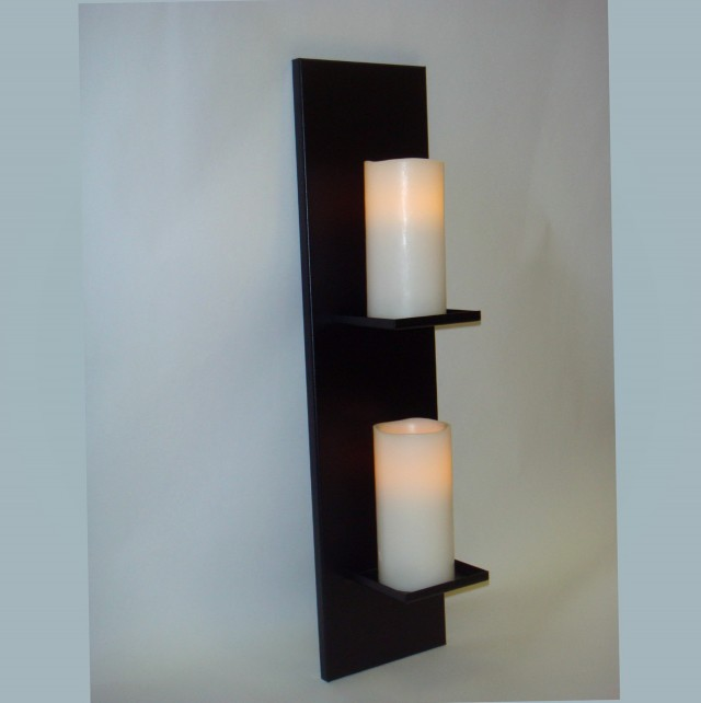 Mercury Glass Candle Wall Sconces : Silver Wall Candle Sconces. Wall Sconces Candle Candle Wall Sconces Swedish Rustic Wood For ...