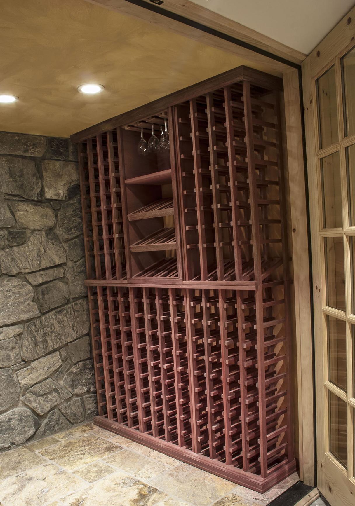 Permalink to Diy Wine Cellar Racks