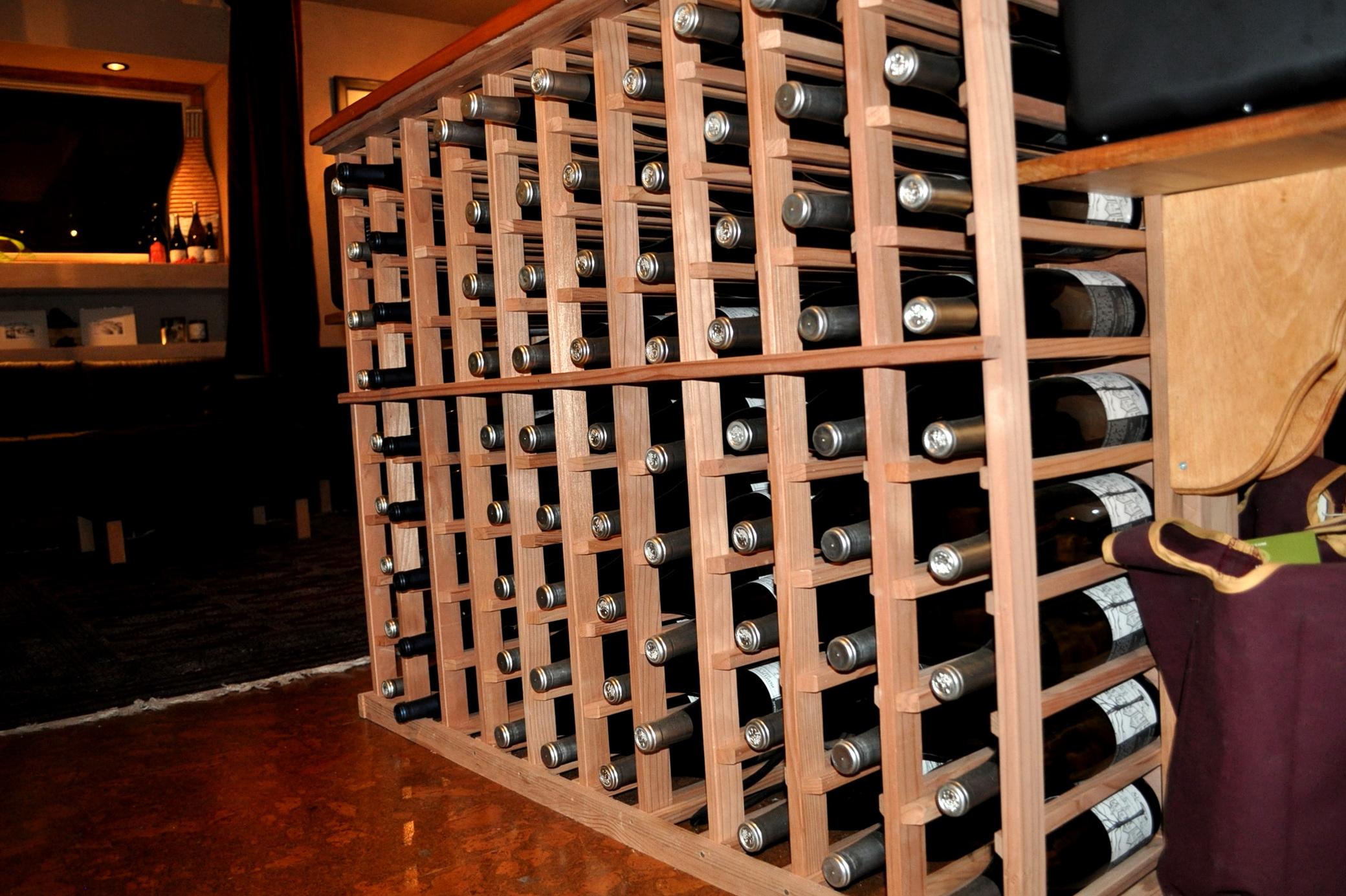Diy Wine Rack Designs   Home Design Ideas