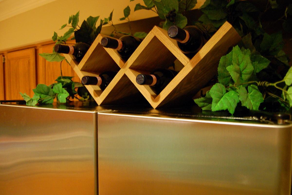 Permalink to Diy Wine Racks Ideas