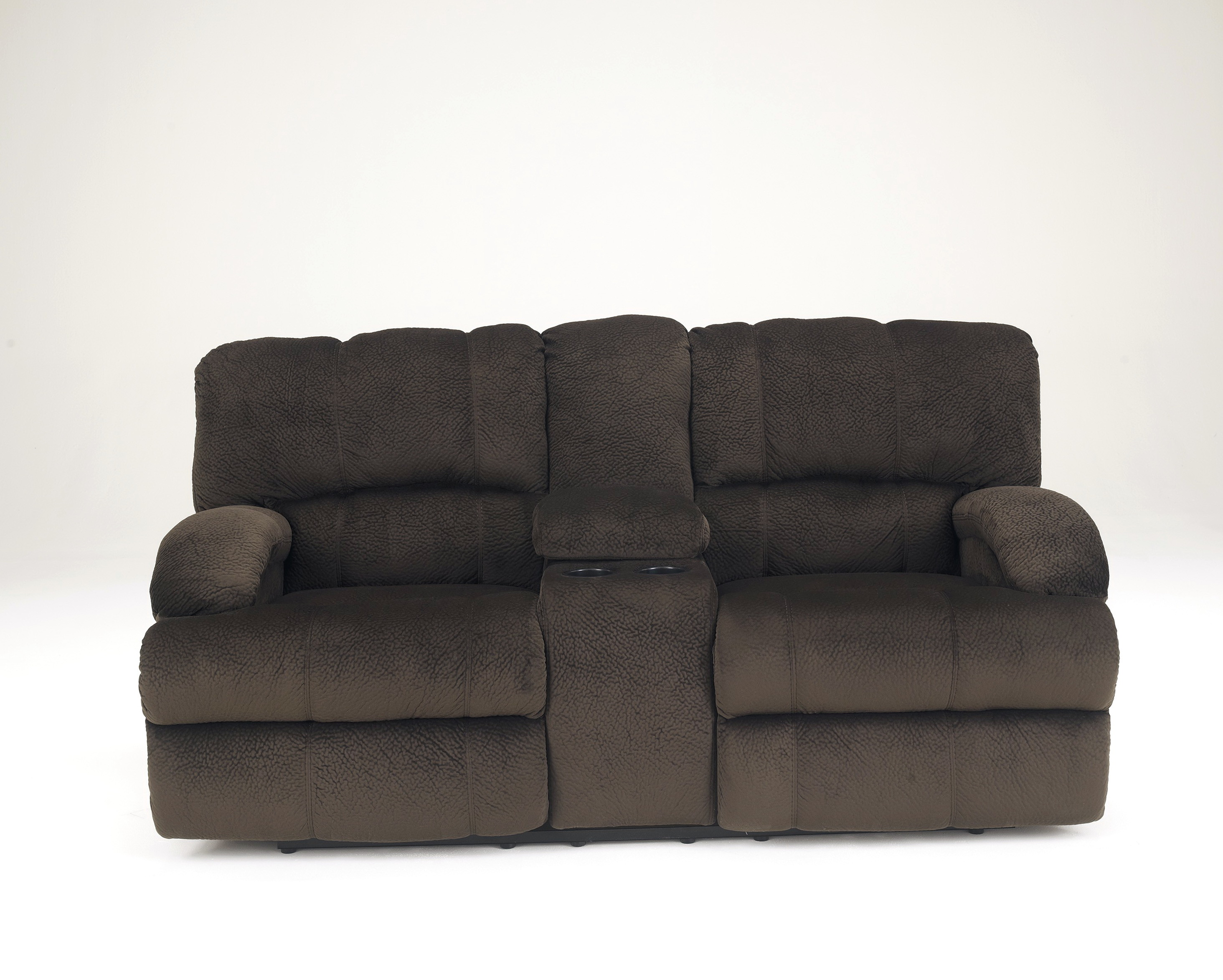 Dual Reclining Loveseat With Console Slipcover Home