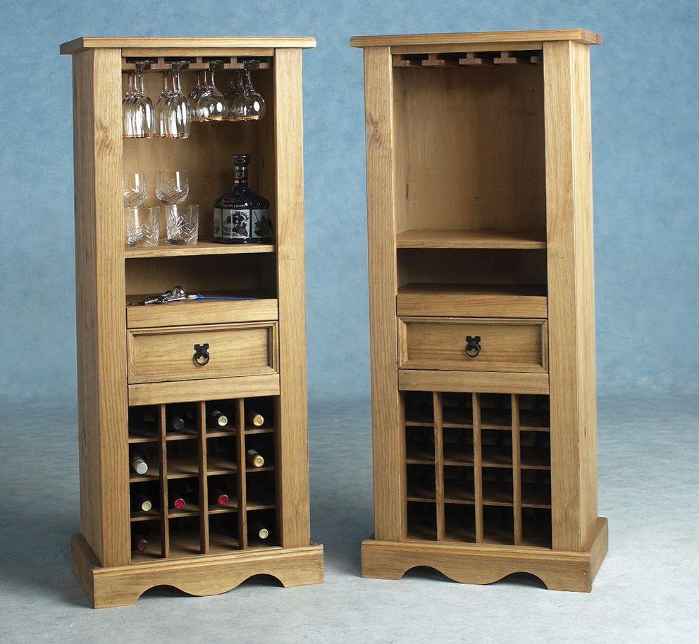 how to build a wine rack in a kitchen cabinet home