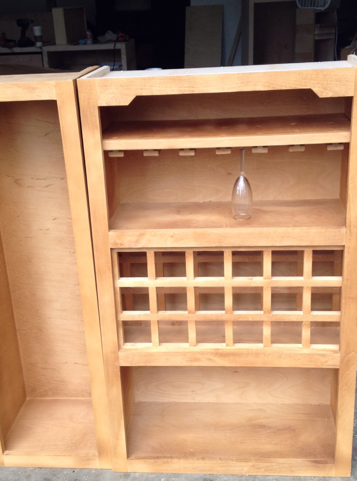 How To Build A Wine Rack Plans   Home Design Ideas