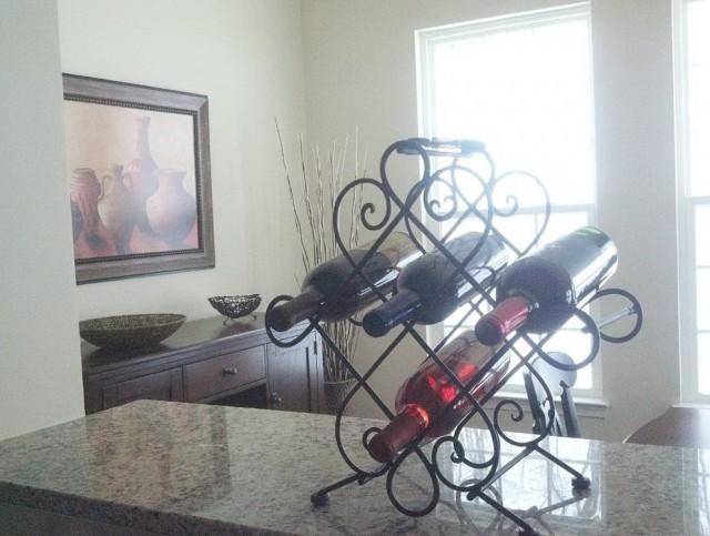 Metal Wine Rack Insert
