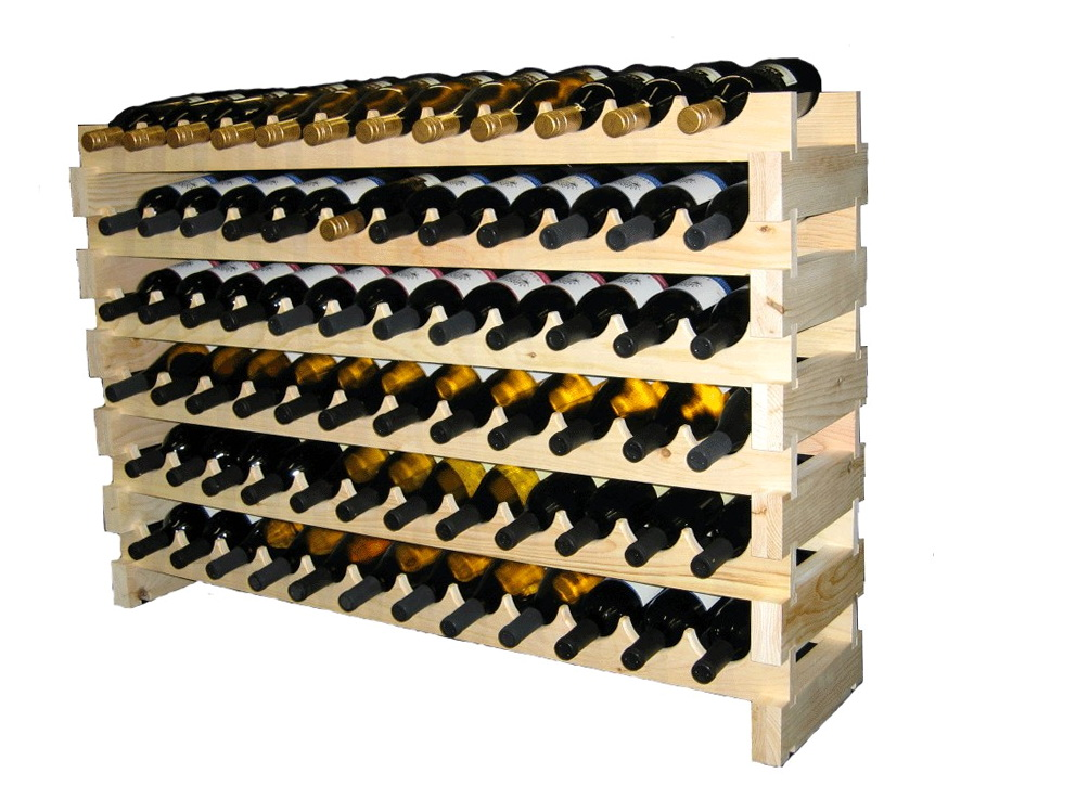 Wine Rack Designs ~ Modular wine rack plans home design ideas