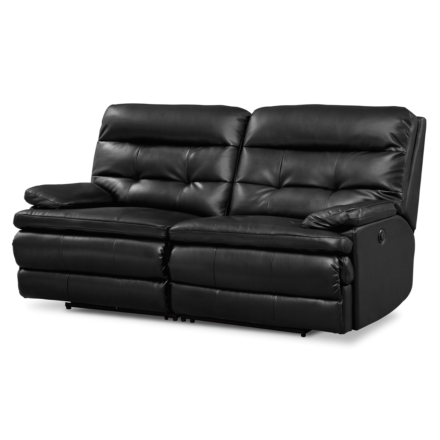 Leather Power Reclining Sofa At Costco: Power Reclining Loveseat Costco