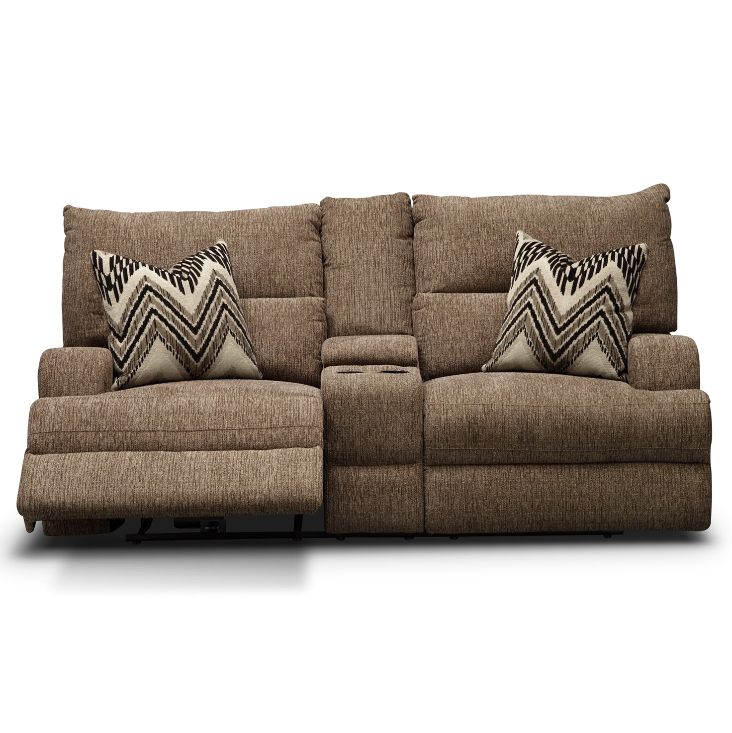 Permalink to Reclining Sofa And Loveseat With Console