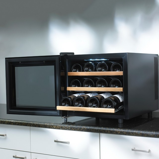 Refrigerator Wine Rack Shelf